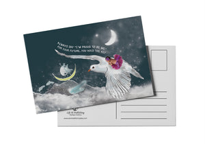 FREE Affirmation Postcards