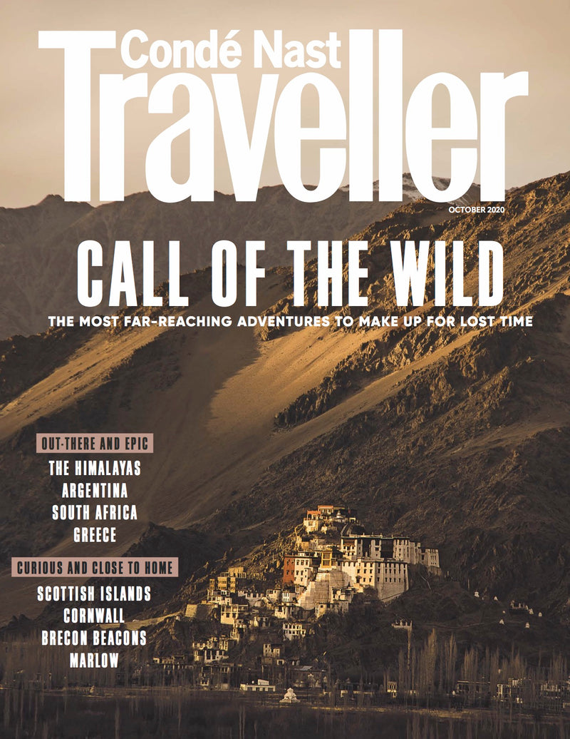 Condé Nast  Traveller Oct. Issue
