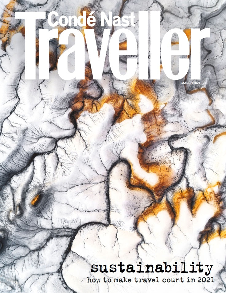 Condé Nast Traveller March Issue