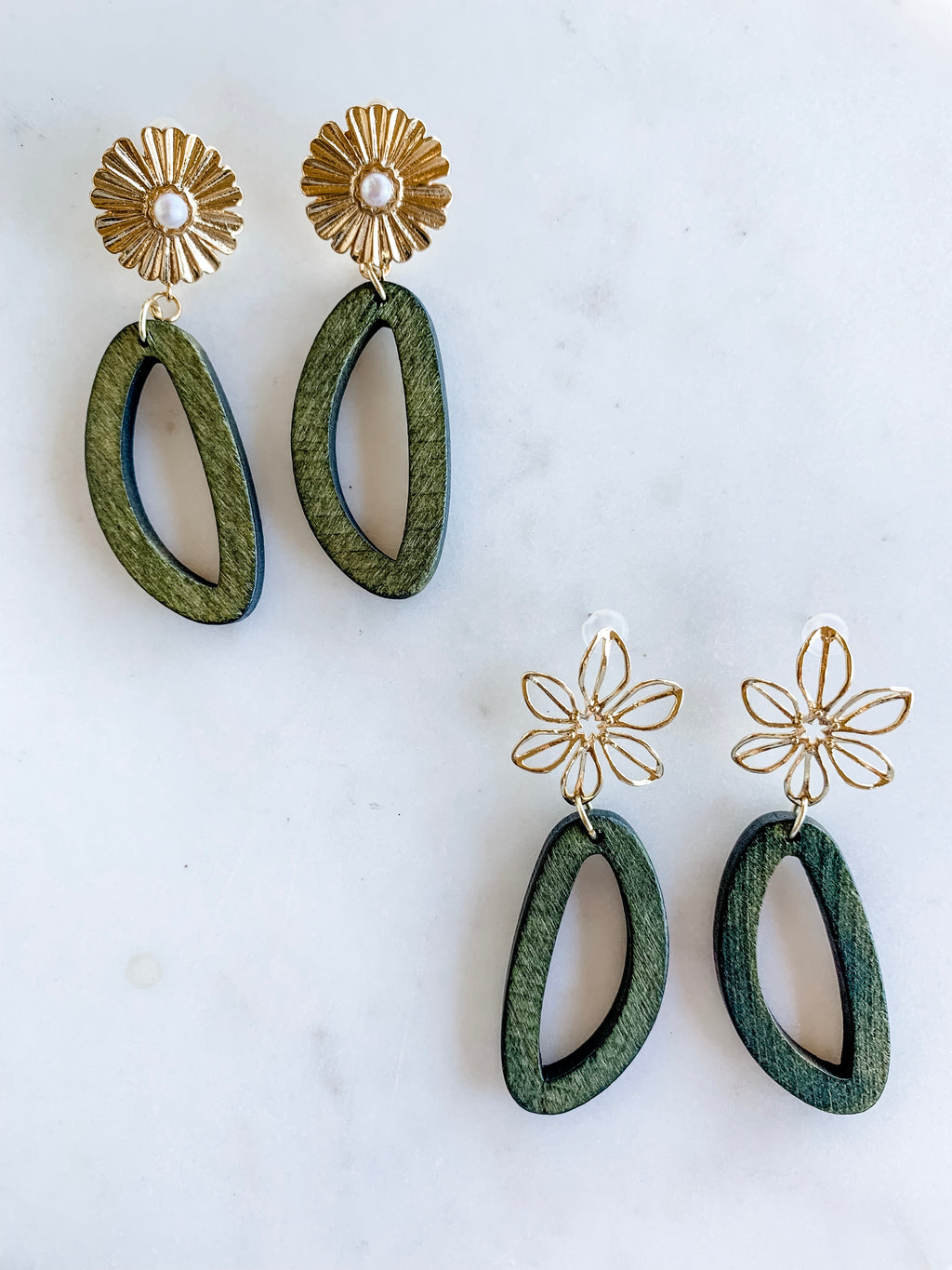 Flower Matisse Earrings