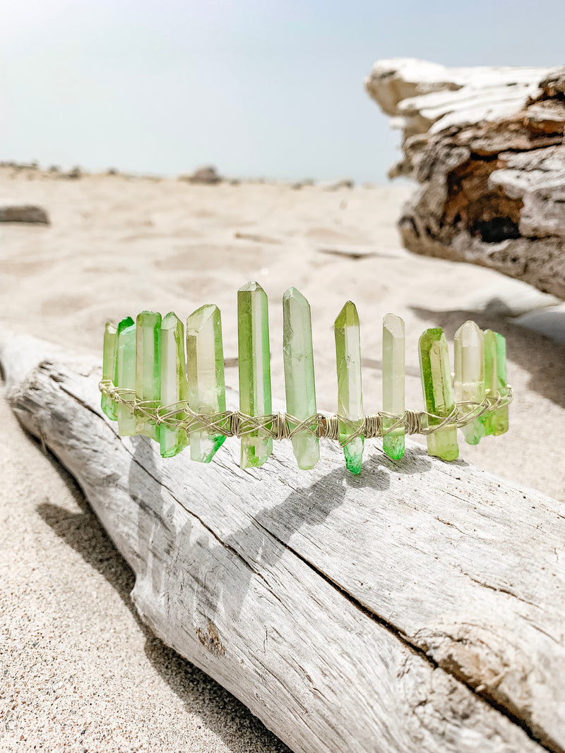 green_quartz _crown