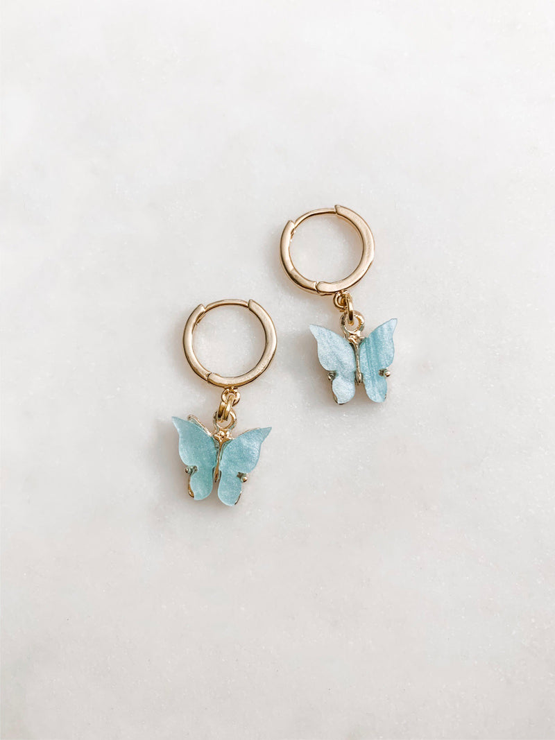 Butterfly Earrings 2.0 - Buy 1 Get 1, 50% OFF! - The Pretty Eclectic