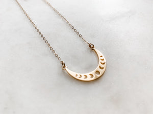 Moon Phases - The Pretty Eclectic