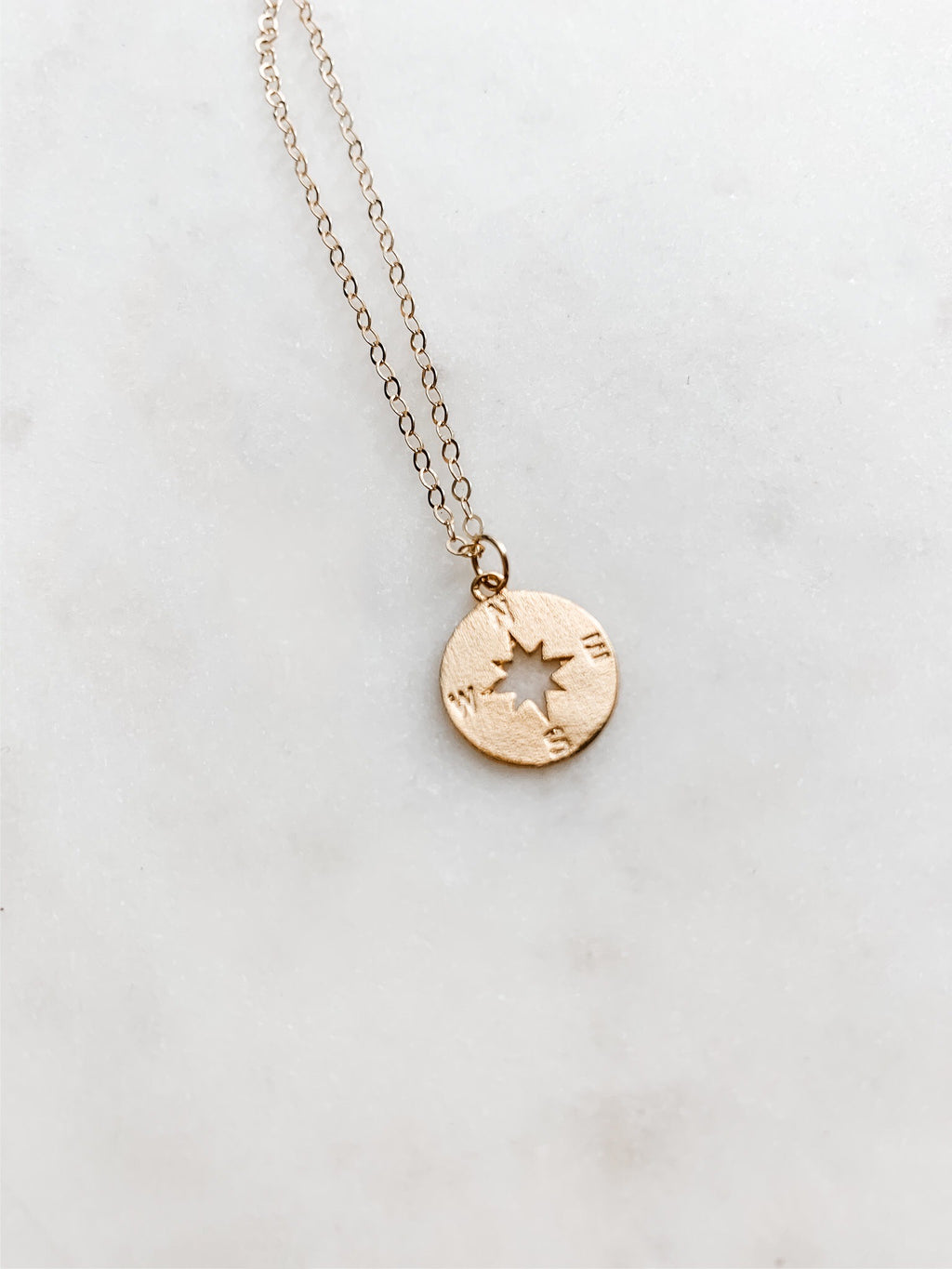 Compass Necklace - The Pretty Eclectic