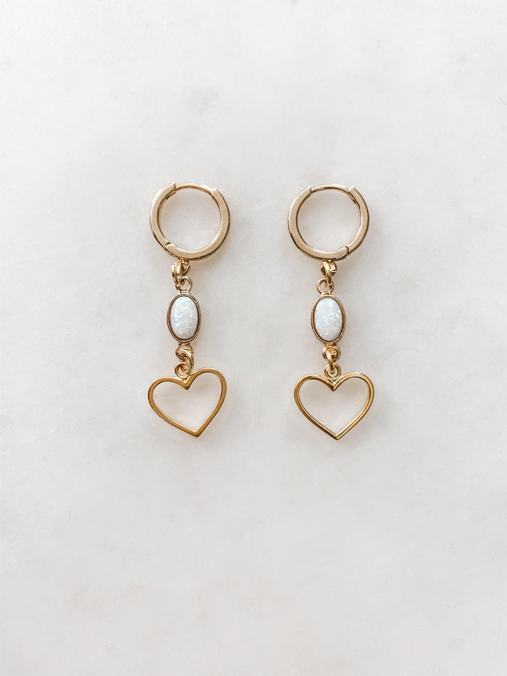 I Heart U Earrings (Buy 1, Get 1 50% Off!) - The Pretty Eclectic