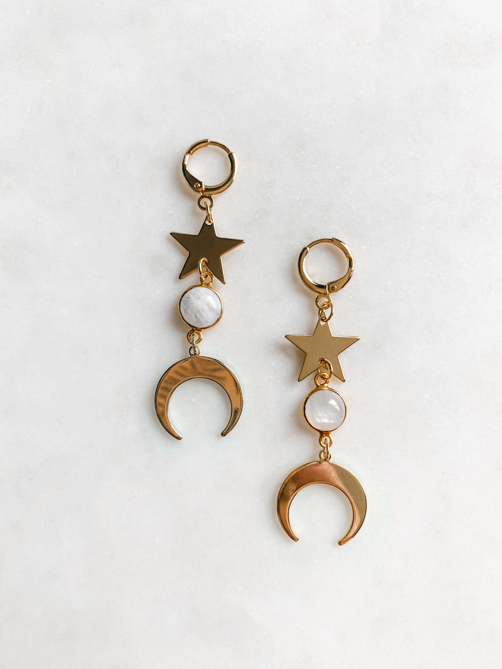 Moonage Daydream Earrings