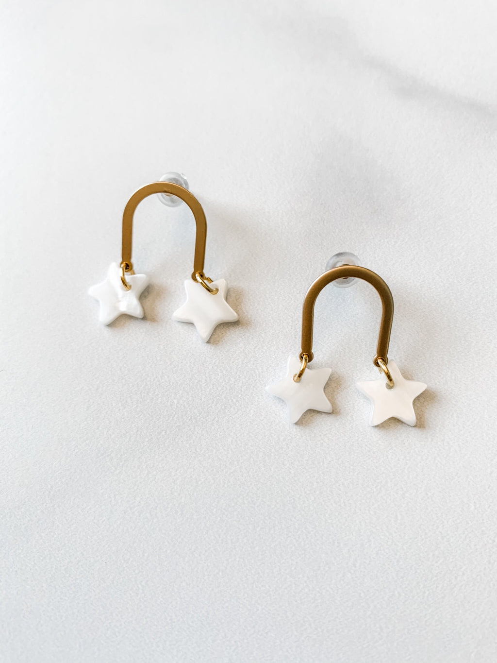 Stargazer Pearl Earrings - The Pretty Eclectic