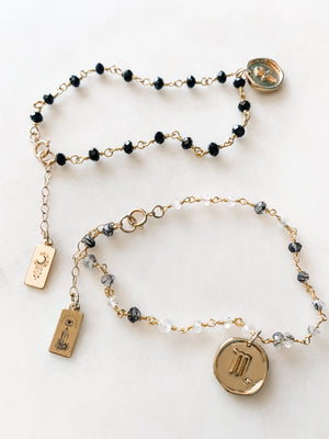 Astrological Sign - Zodiac Bracelet