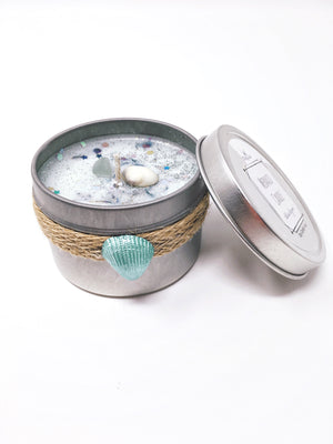 Mini Mermaid Candle - The Pretty Eclectic