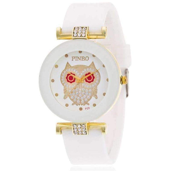 10 Colors Owl Design Casual Elegant Women Watch-Fashion Women Watches-Amboo MarKt Store
