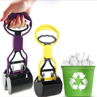 2 Colors Eco-Friendly Dog Cat Pet Pooper Scooper-Pet Products-Amboo MarKt Store