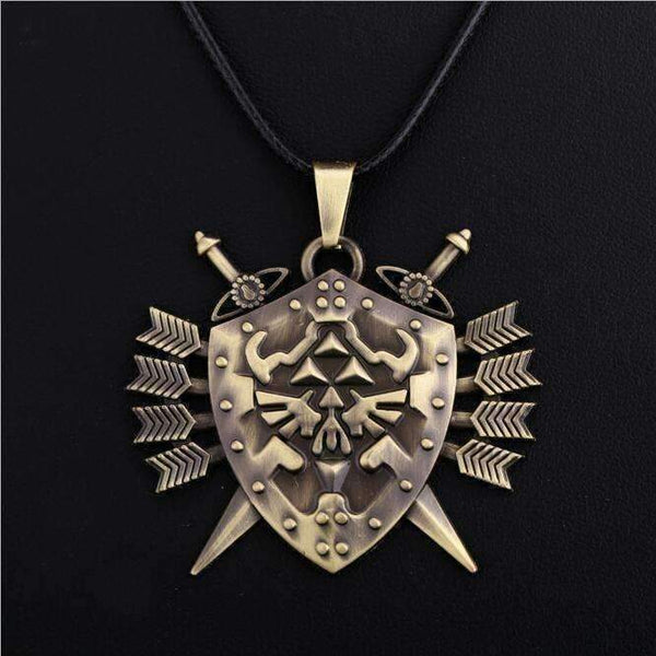 legend potion l necklace heart piece zelda love of