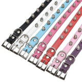 4 Colors Funny Punk Style Spiked Dog Collar-Pet Products-Amboo MarKt Store