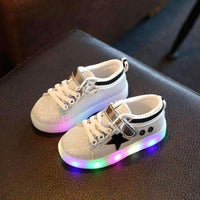 Colorful LED Luminous Shoes for Kids-Kids Luminous Shoes-Amboo MarKt Store