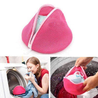 Foldable Convenient Women Bra Laundry Bag-Storage Bags-Amboo MarKt Store