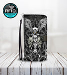 Lovely Skeletons -Wallet Phone Case-Wallet Case-Amboo MarKt Store