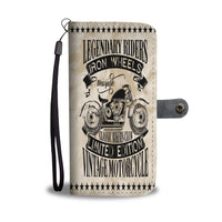 Motorcycle6 Wallet Phone Case-Wallet Case-Amboo MarKt Store