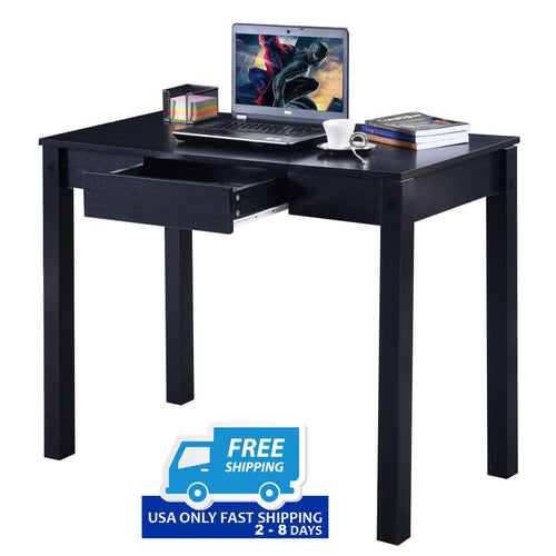Study Desk Computer Table with a Drawer