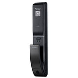 SMART BLUE FINGERPRINT DIGITAL DOOR LOCK MODEL#K9-BLACK