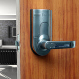 3 IN 1 FINGERPRINT DOOR LOCK MODEL#6600-86IC