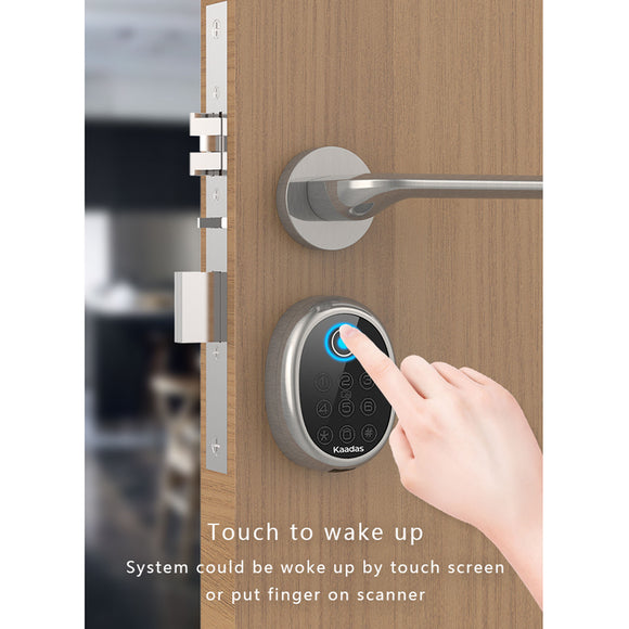 4 in 1 function Mini Smart fingerprint door lock Model#M9