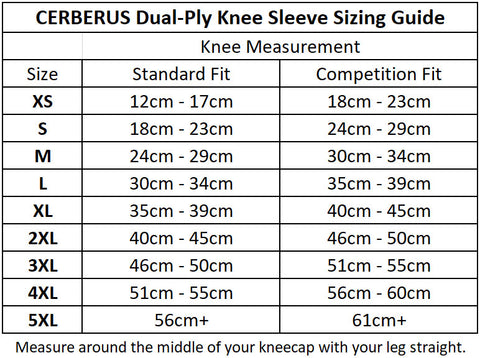 Image of Dual-Ply Knee Sleeves (Pair)