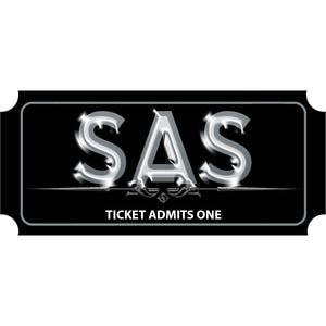 SAS Qualifying Competition Ticket for the Arnold Strongman Australia