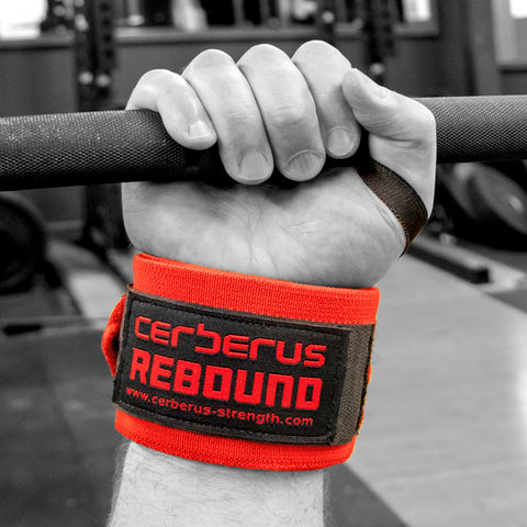 Image of REBOUND Wrist Wraps