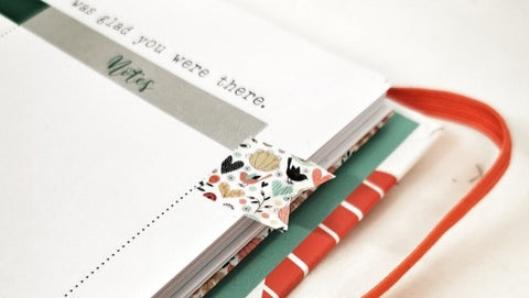7 Ways To Use TPTC Washi Tape In Your Planner