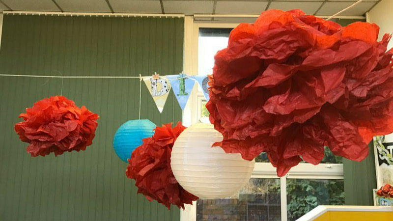 GUEST BLOG: How to make Pom Poms by @displaylady