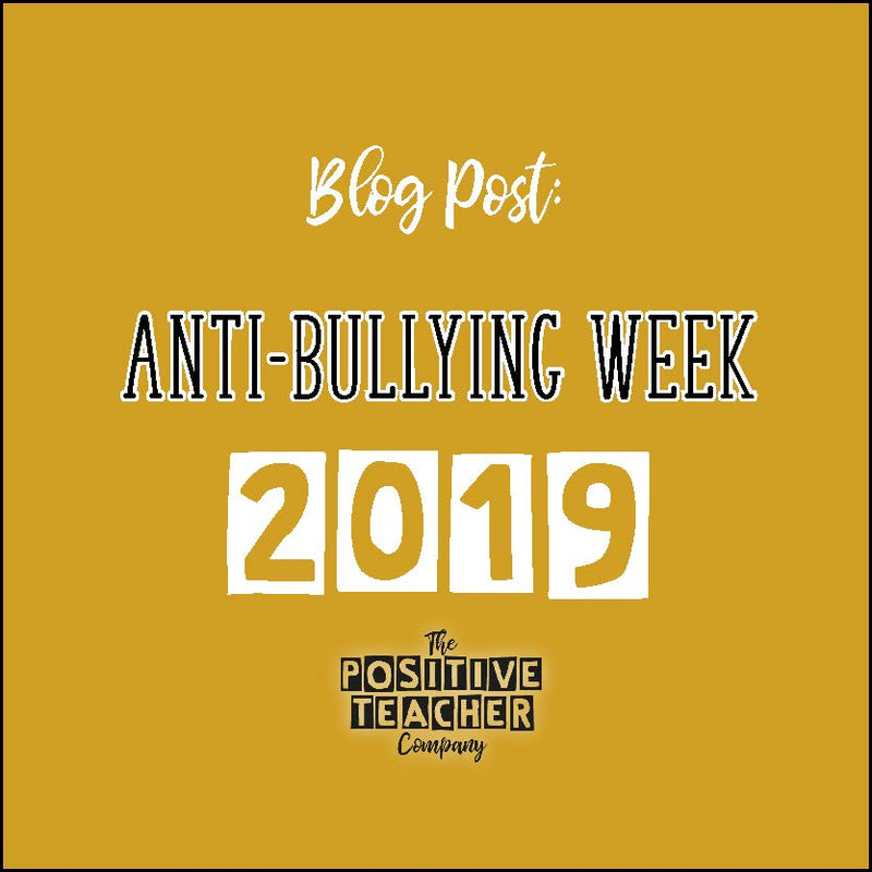 Anti-bullying week: not child-centered; instead, human-centered.