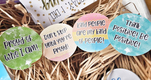Positive Stickers