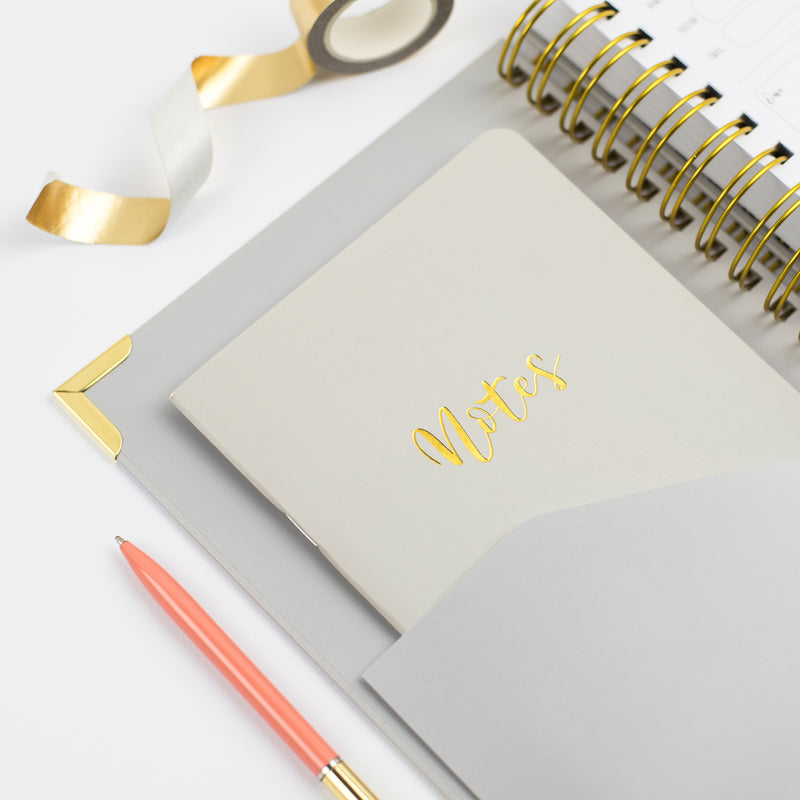 Academic Diary Notebook