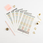 Planner Sticker Extension Pack