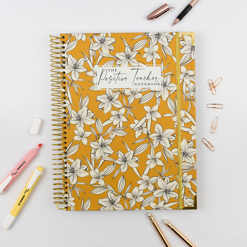 The Positive Teacher Notebook - Lily