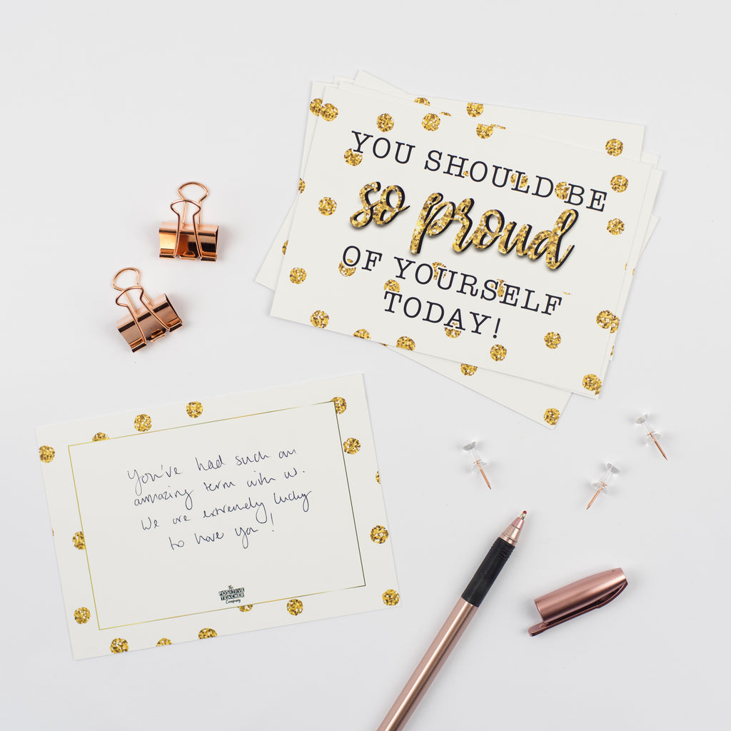 'You Should Be So Proud Of Yourself! Postcards