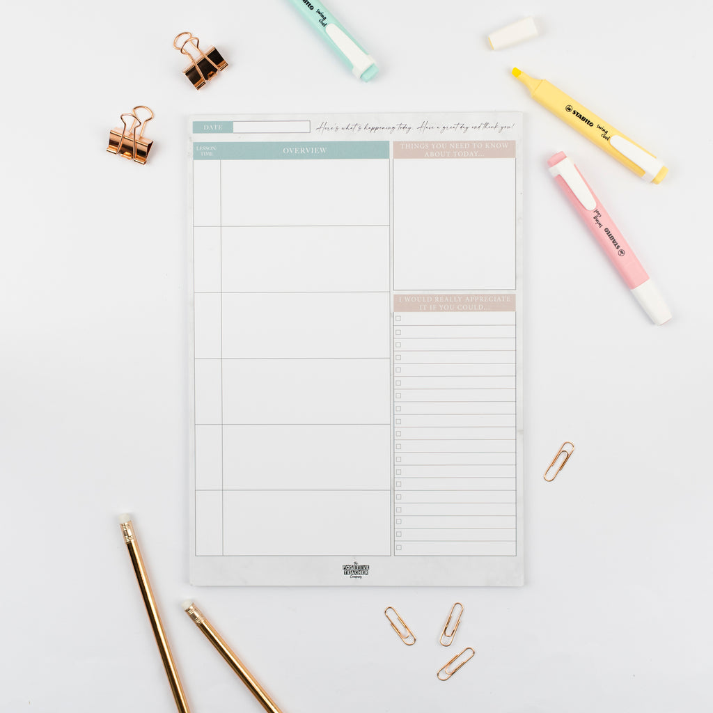 NEW | Support Assistant Planner Pad