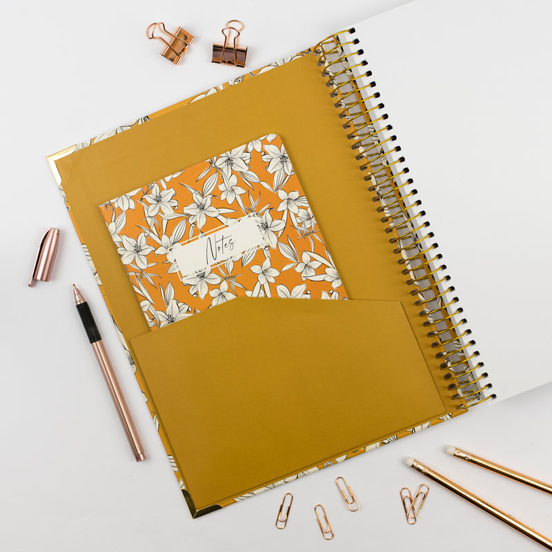 Lily Notebook