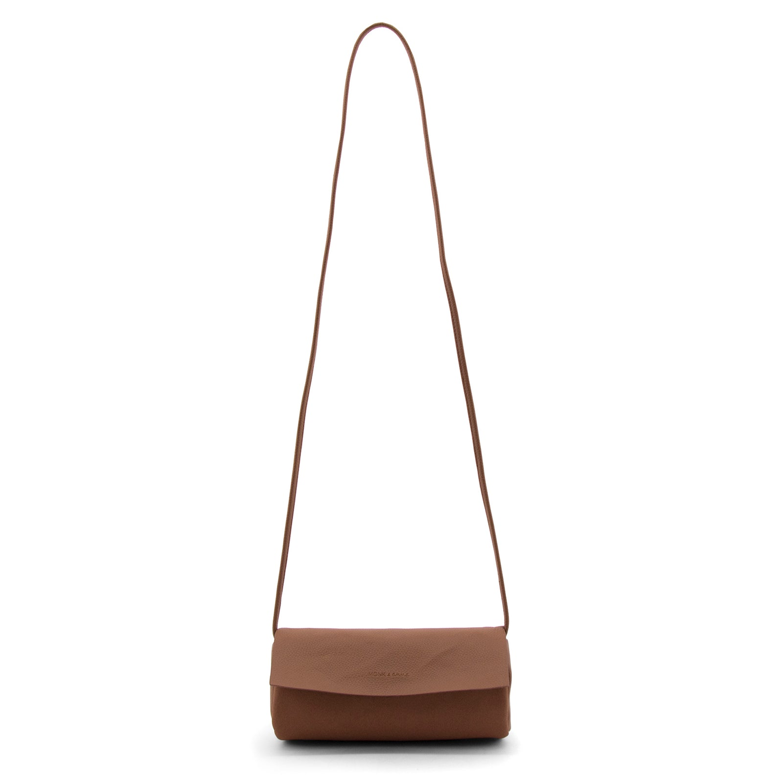Monk & Anna Full Moon Bag Chestnut