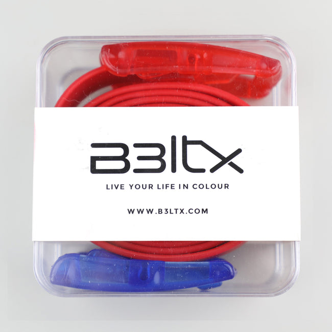Belt Red x Blue