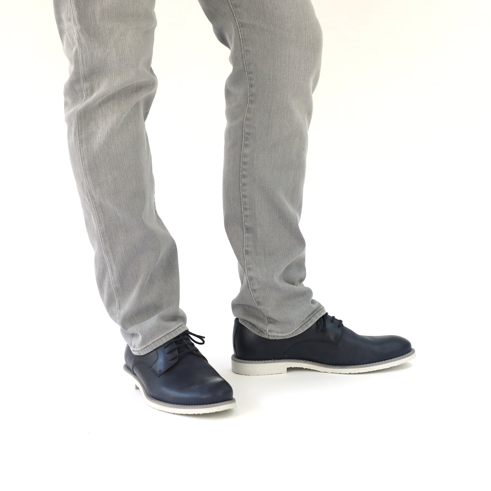 Drixo Navy Leather