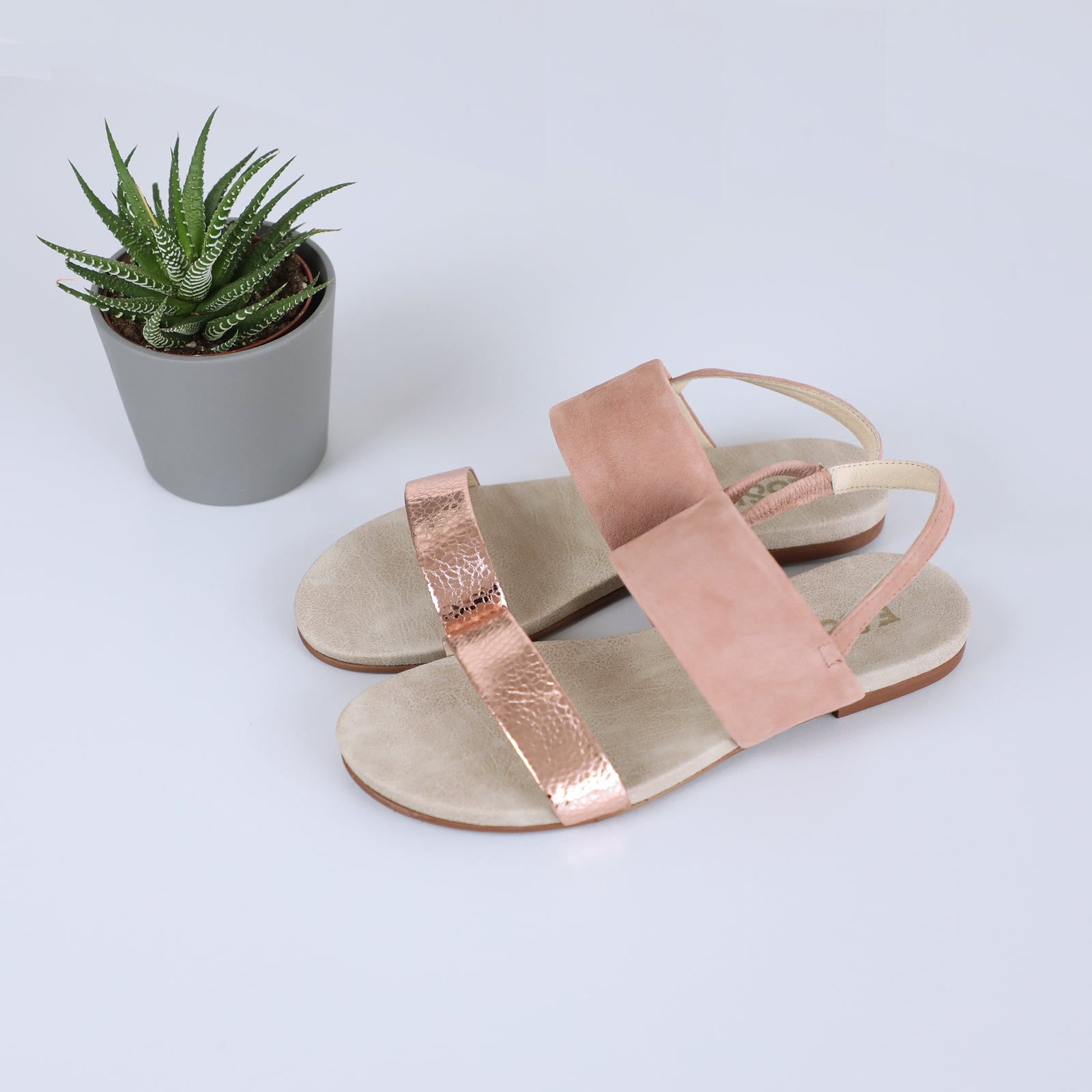 Ides Rose Gold