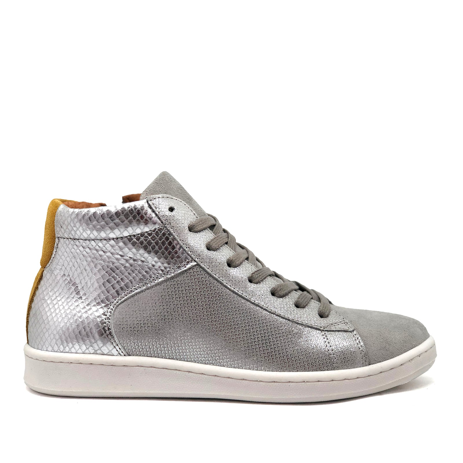 Osea Grey + Silver + Yellow