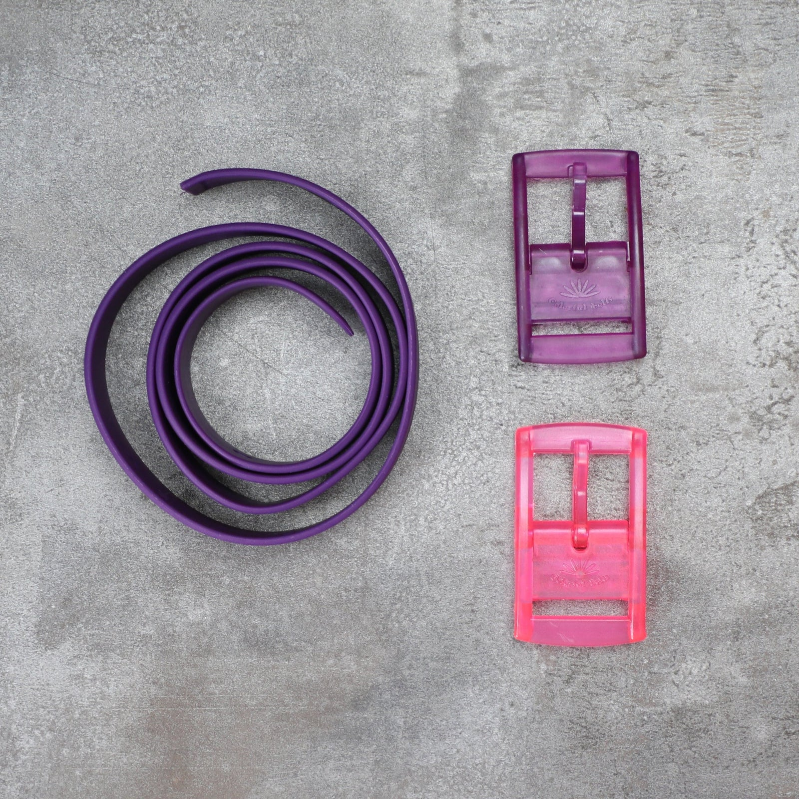 Belt Purple x Pink