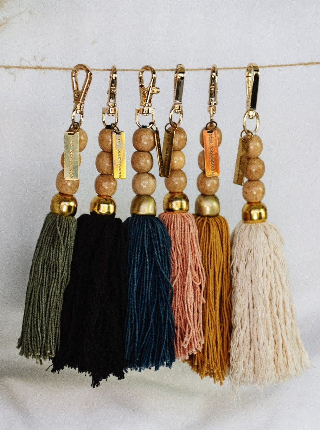 macrame key chain (9060801413)