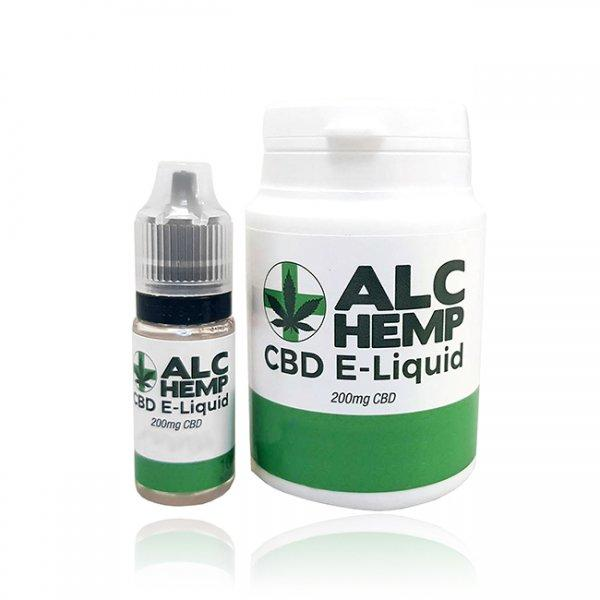 ALC Hemp CBD Unflavoured E-Liquid 10ml