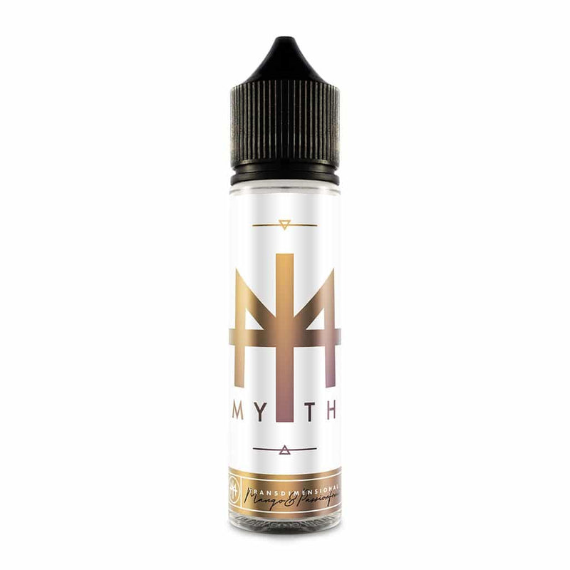 Myth Mango & Passion Fruit By Zeus Juice