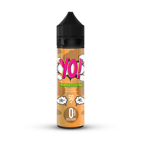 YO! Tropical Cocktail 50ml
