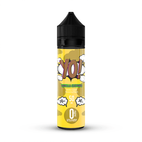 YO! Vanilla Custard 50ml