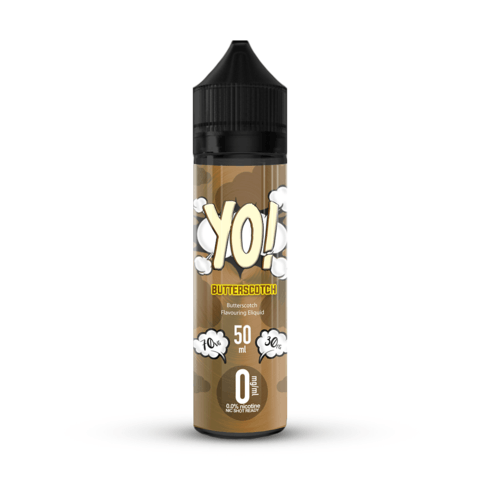 YO! Butterscotch 50ml